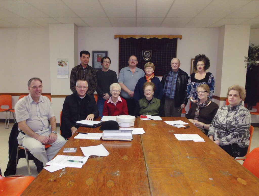 Parish Council 2012