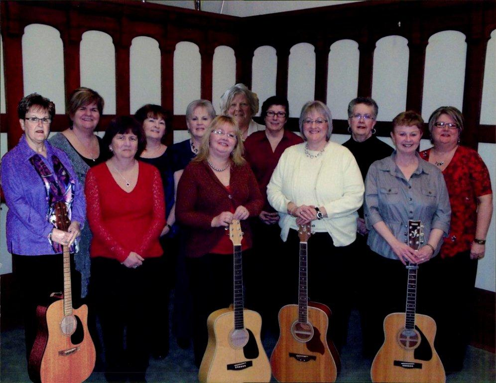 Holy Redeemer Folk Choir 2013
